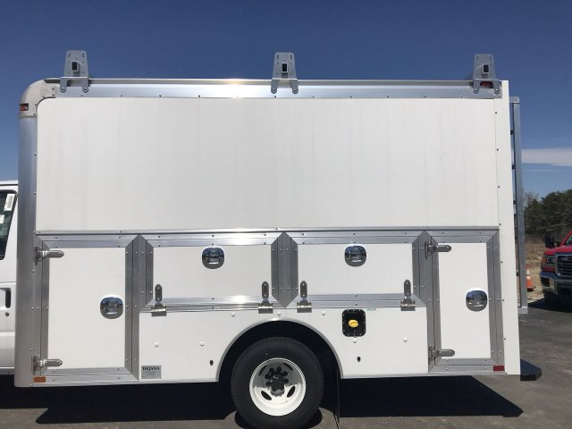 2019 E-350 4x2, Dejana DuraCube Max Service Utility Van #K830 - photo 4