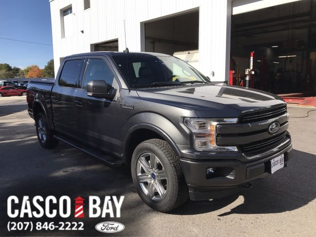 2019 F-150 SuperCrew Cab 4x4, Pickup #K835 - photo 1