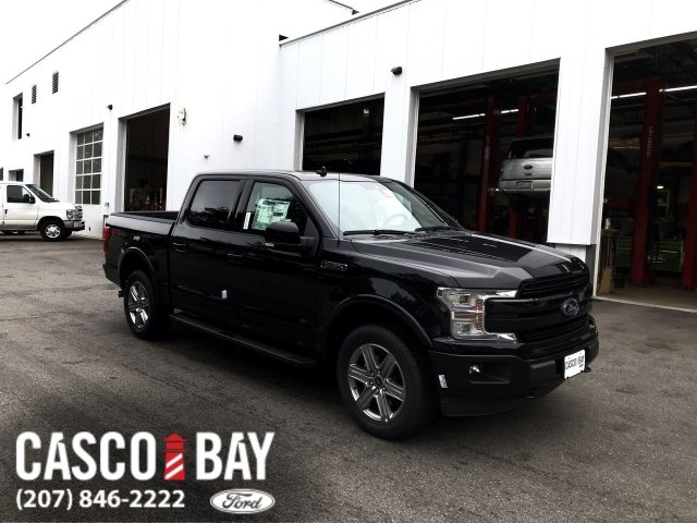 2019 F-150 SuperCrew Cab 4x4,  Pickup #K857 - photo 1