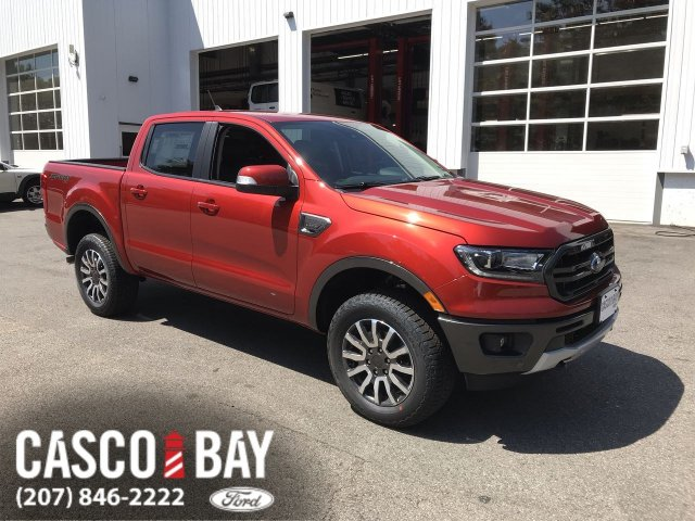 2019 Ranger SuperCrew Cab 4x4,  Pickup #K868 - photo 1