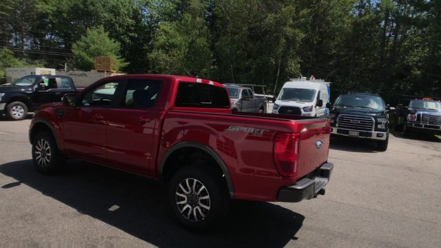 2019 Ranger SuperCrew Cab 4x4,  Pickup #K868 - photo 17