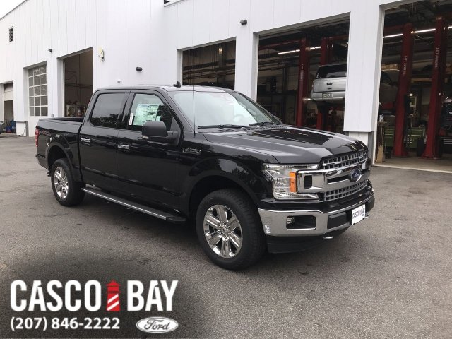 2019 F-150 SuperCrew Cab 4x4,  Pickup #K876 - photo 1