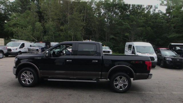 2019 F-150 SuperCrew Cab 4x4, Pickup #K878 - photo 21