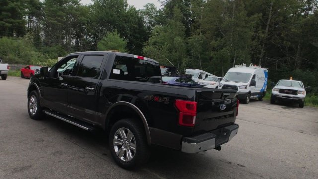 2019 F-150 SuperCrew Cab 4x4,  Pickup #K878 - photo 22