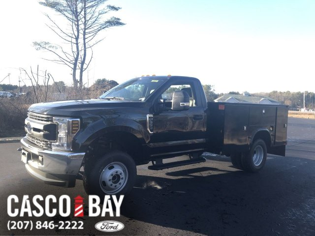 2019 F-350 Regular Cab DRW 4x4, Knapheide Service Body #K887 - photo 1