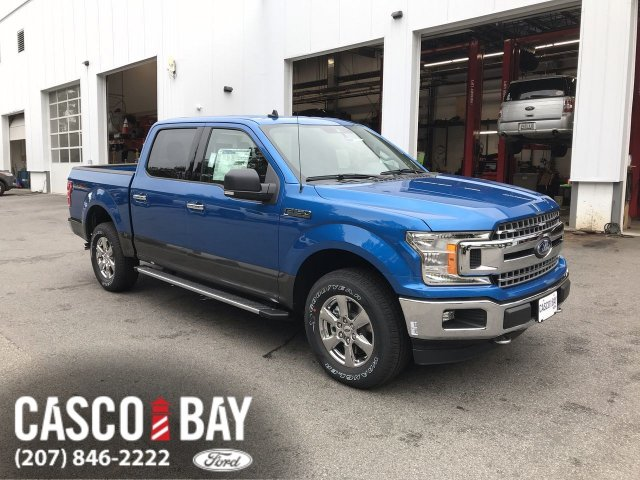 2019 F-150 SuperCrew Cab 4x4,  Pickup #K914 - photo 1
