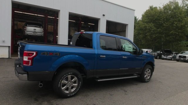 2019 F-150 SuperCrew Cab 4x4,  Pickup #K914 - photo 2