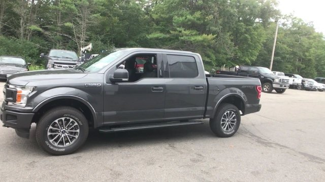 2019 F-150 SuperCrew Cab 4x4, Pickup #K915 - photo 19