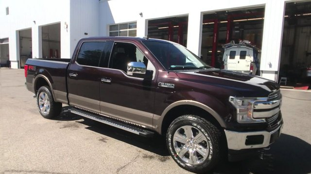 2019 F-150 SuperCrew Cab 4x4,  Pickup #K947 - photo 18