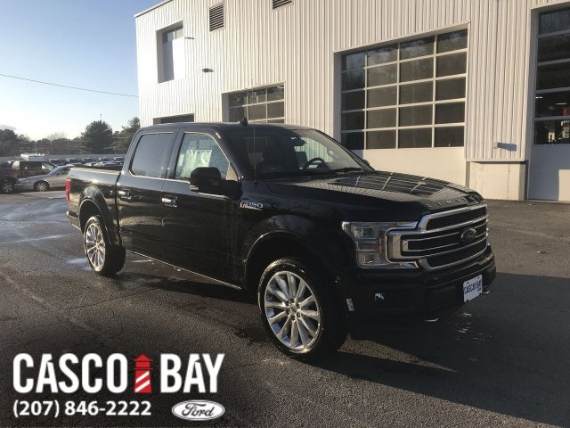 2020 F-150 SuperCrew Cab 4x4, Pickup #L069 - photo 1
