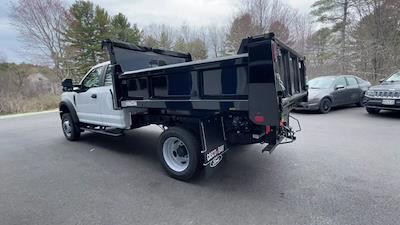 2020 F-550 Super Cab DRW 4x4,  Dump Body #M488A - photo 13