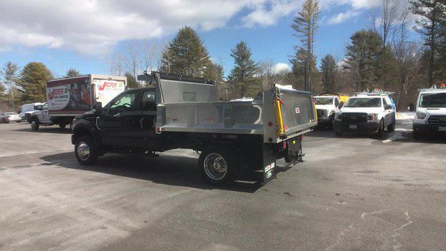 2020 Ford F-550 Super Cab DRW 4x4, Iroquois Dump Body #L1008 - photo 16