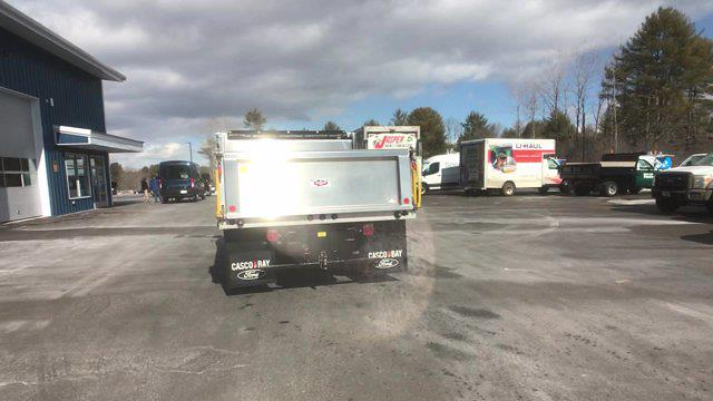 2020 Ford F-550 Super Cab DRW 4x4, Iroquois Dump Body #L1008 - photo 17