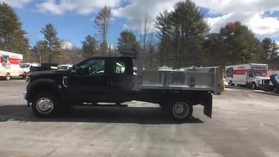 2020 Ford F-550 Super Cab DRW 4x4, Iroquois Dump Body #L1008 - photo 15