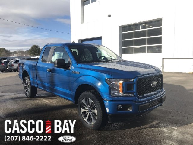 2020 F-150 Super Cab 4x4, Pickup #L167 - photo 1