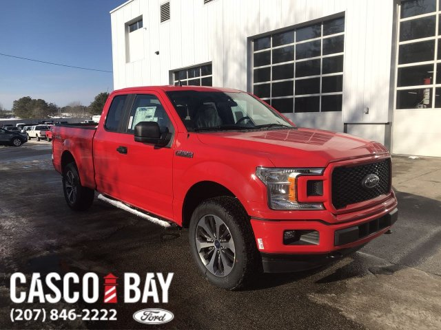 2020 F-150 Super Cab 4x4, Pickup #L184 - photo 1
