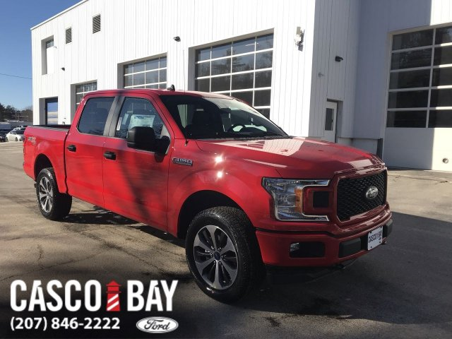 2020 F-150 SuperCrew Cab 4x4, Pickup #L216 - photo 1
