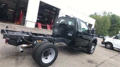 2020 Ford F-450 Regular Cab DRW 4x4, Cab Chassis #M459A - photo 2