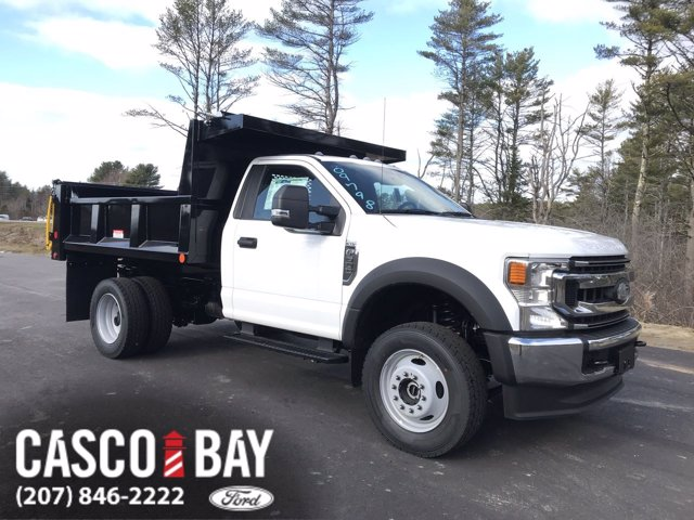 2020 Ford F-600 Regular Cab DRW 4x4, Dump Body #L831 - photo 1