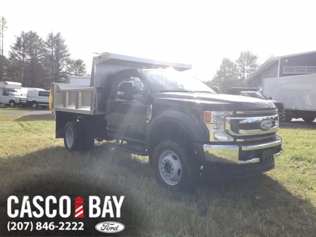 2020 Ford F-600 Regular Cab DRW 4x4, Dump Body #L883 - photo 1