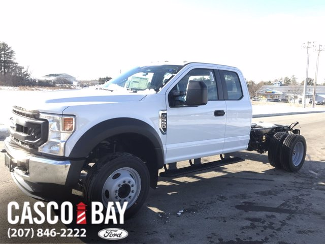2021 Ford F-550 Super Cab DRW 4x2, Cab Chassis #M023 - photo 1