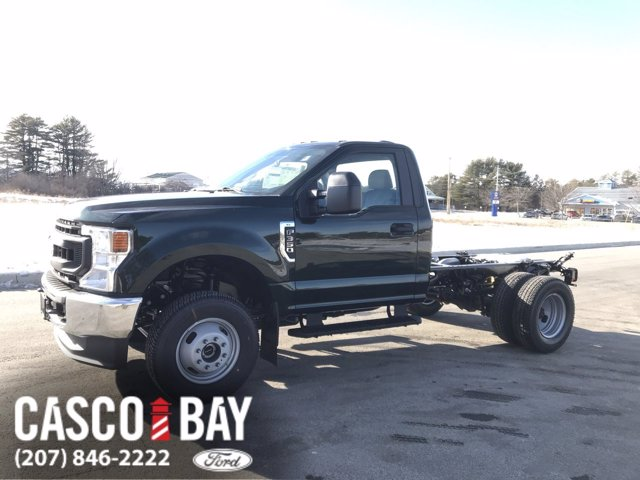 2021 Ford F-350 Regular Cab DRW 4x4, Cab Chassis #M050 - photo 1