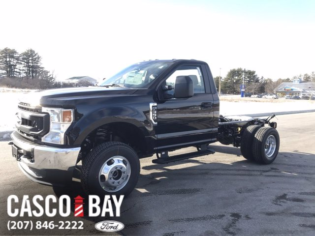 2021 Ford F-350 Regular Cab DRW 4x4, Cab Chassis #M052 - photo 1