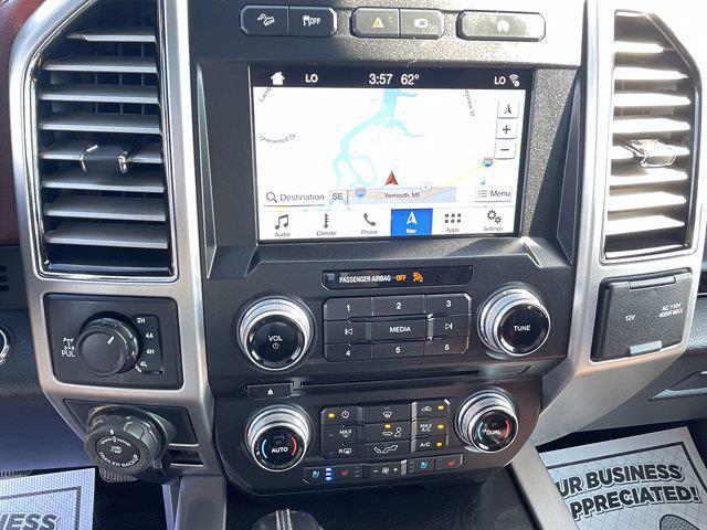 2018 Ford F-150 SuperCrew Cab 4x4, Pickup #M082A - photo 13