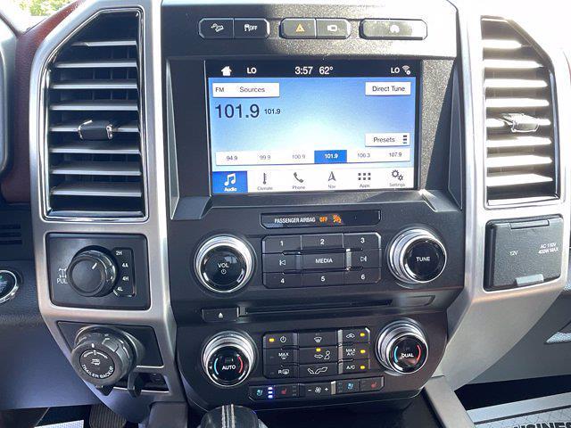 2018 Ford F-150 SuperCrew Cab 4x4, Pickup #M082A - photo 10
