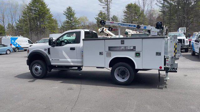 2021 Ford F-550 Regular Cab DRW 4x4, Mechanics Body #M153 - photo 20