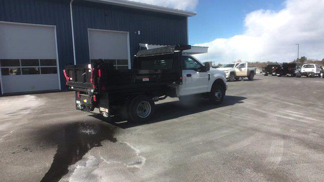 2021 Ford F-350 Regular Cab DRW 4x4, Dump Body #M195 - photo 1