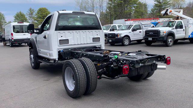 2021 Ford F-550 Regular Cab DRW 4x4, Cab Chassis #M260 - photo 12