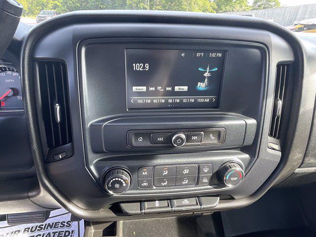2018 Silverado 1500 Crew Cab 4x4,  Pickup #M290A - photo 10