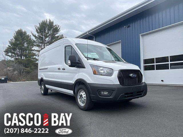 2021 Ford Transit 250 Medium Roof AWD, Upfitted Cargo Van #M330 - photo 1