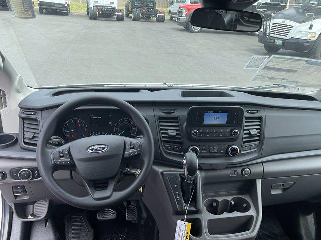 2021 Ford Transit 250 Medium Roof AWD, Empty Cargo Van #M372 - photo 13
