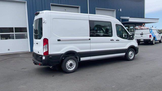 2021 Ford Transit 250 Medium Roof AWD, Empty Cargo Van #M372 - photo 15