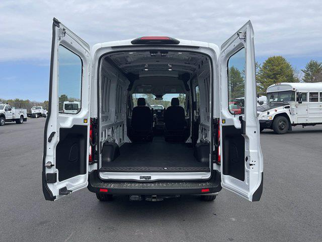 2021 Ford Transit 250 Medium Roof AWD, Empty Cargo Van #M372 - photo 2