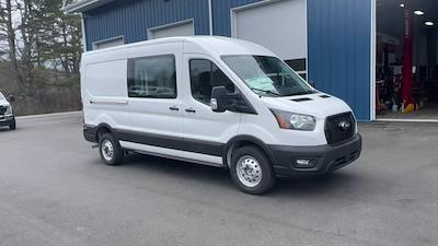 2021 Ford Transit 250 Medium Roof AWD, Empty Cargo Van #M372 - photo 17