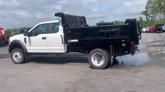 2020 F-550 Super Cab DRW 4x4,  Dump Body #M488A - photo 33