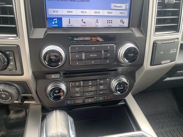 2018 F-150 SuperCrew Cab 4x4,  Pickup #M507A - photo 12