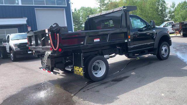 2021 F-450 Regular Cab DRW 4x4,  Dump Body #M523 - photo 2