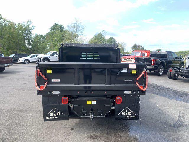 2021 F-350 Regular Cab DRW 4x4,  Dump Body #M544 - photo 4