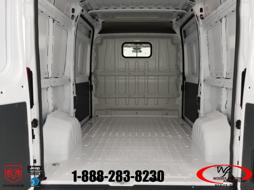 2018 ProMaster 2500 High Roof FWD,  Empty Cargo Van #DT010281 - photo 2