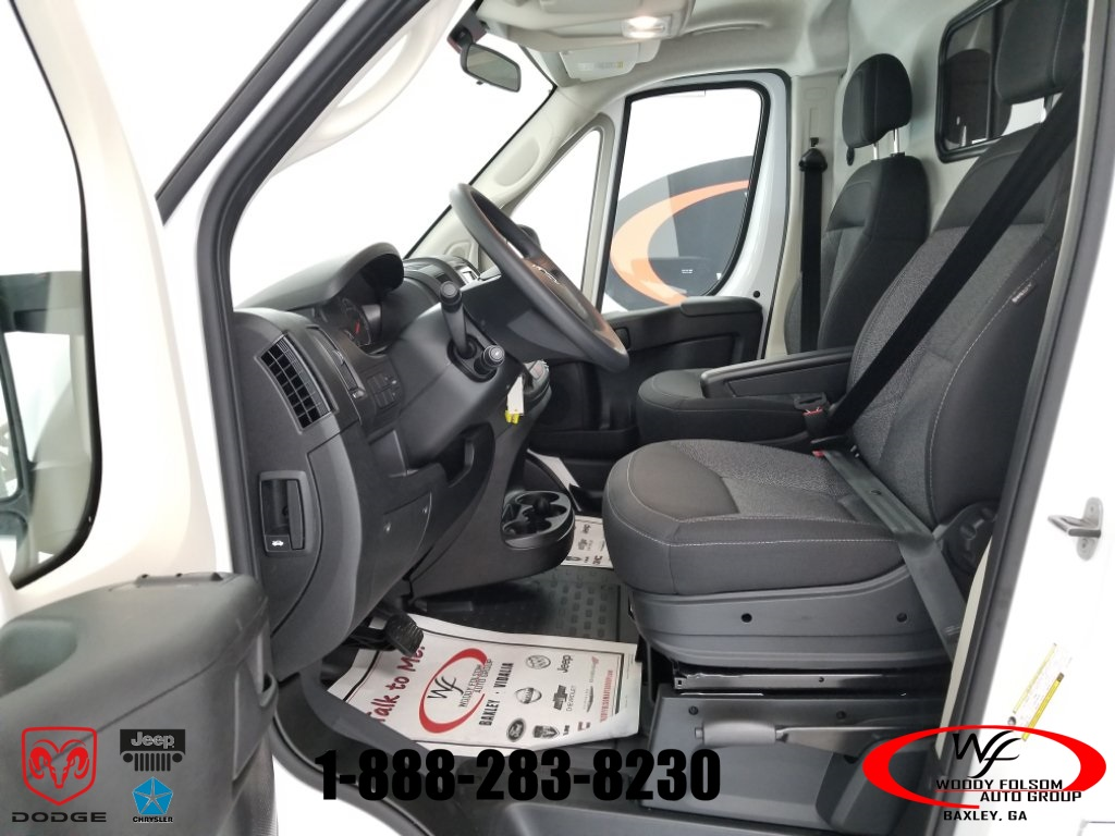 2018 ProMaster 2500 High Roof FWD,  Empty Cargo Van #DT010281 - photo 10