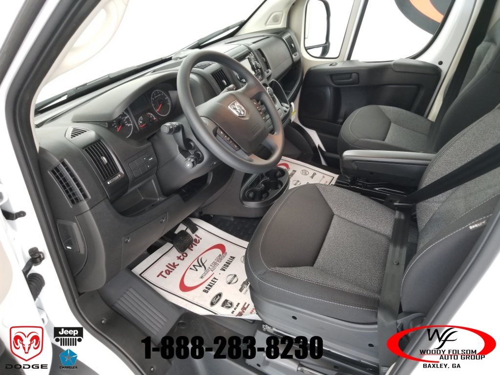 2018 ProMaster 2500 High Roof FWD,  Empty Cargo Van #DT010281 - photo 11