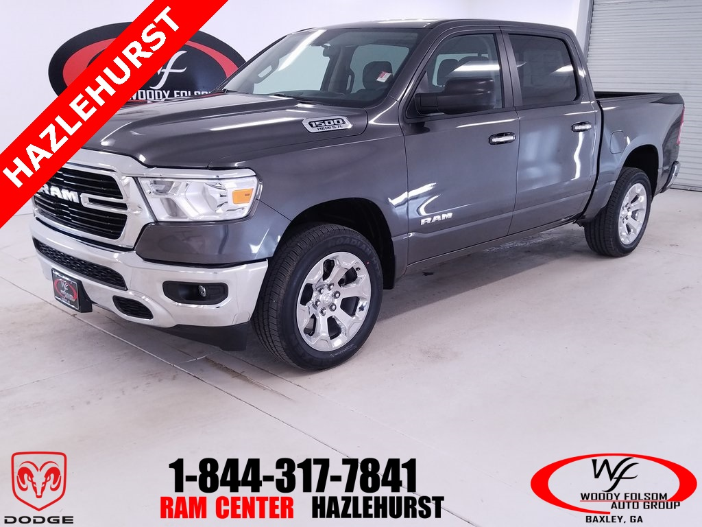 2019 Ram 1500 Crew Cab 4x4,  Pickup #DT010293 - photo 1