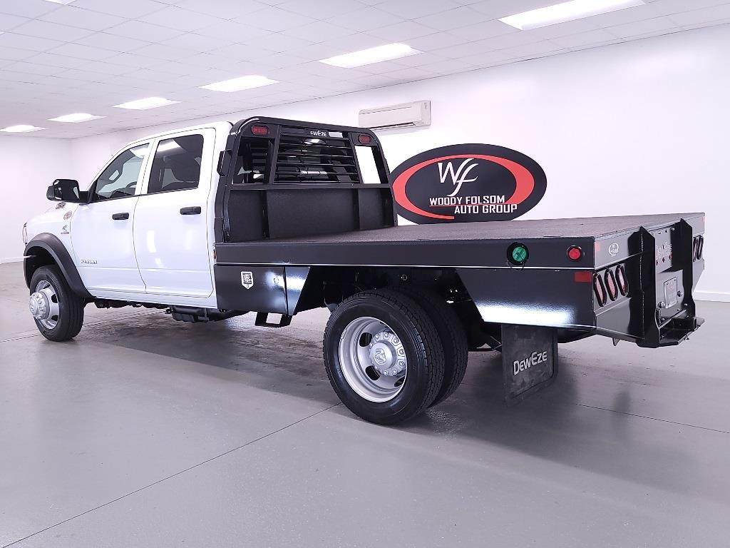 2021 Ram 4500 Crew Cab DRW 4x4, CM Truck Beds Hauler Body #DT010613 - photo 1