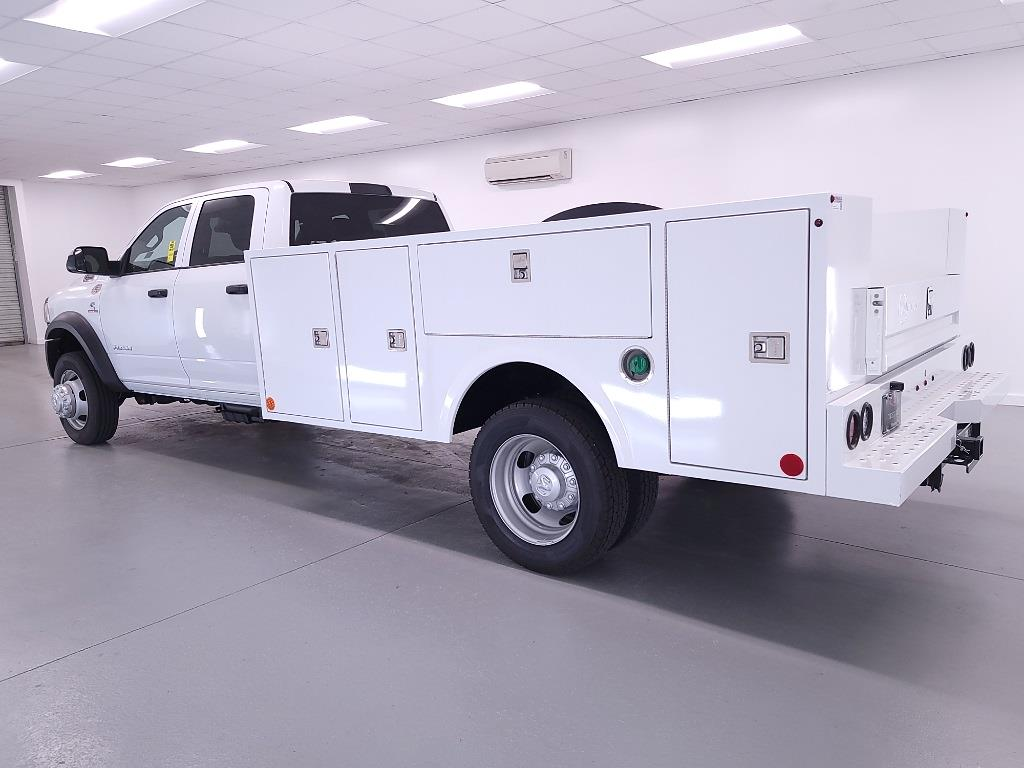 2021 Ram 4500 Crew Cab DRW 4x4, CM Truck Beds Platform Body #DT010616 - photo 1