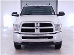 2018 Ram 3500 Regular Cab DRW 4x4,  Commercial Truck & Van Equipment CTVE Goosenecks Platform Body #DT011682 - photo 3