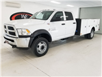 2018 Ram 4500 Crew Cab DRW 4x4,  Warner Service Body #DT011686 - photo 1